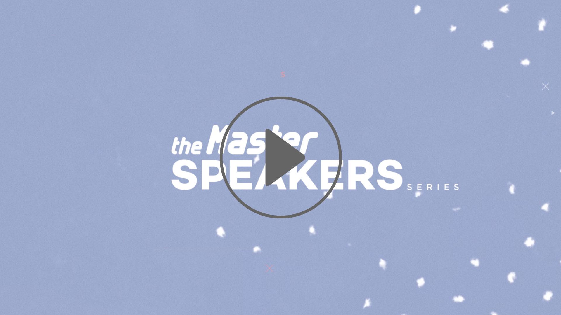 theMasterSpeakers – Dean Karnazes